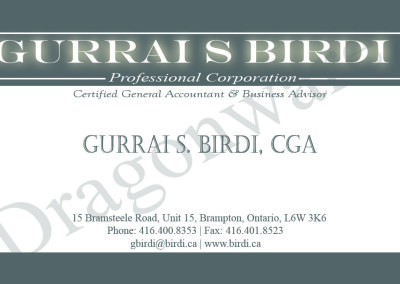 Gurrai Card Front