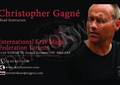 Krav Maga Toronto Front
