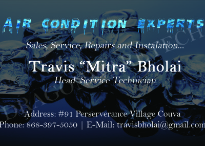Mitra Bholai Air Condition Front
