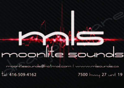 Moonlite Sounds Front