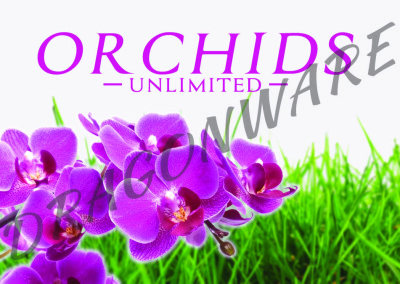 Orchids Unlimited Front