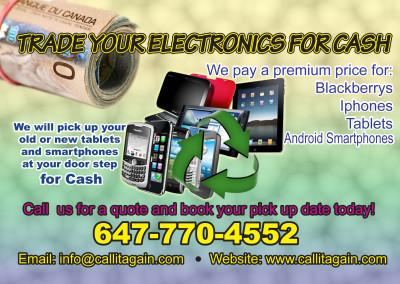 PHONES 4 CASH FLYER