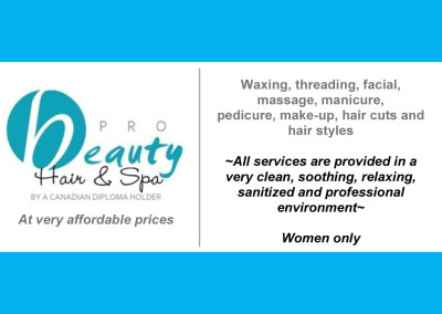 Pro Beauty Spa
