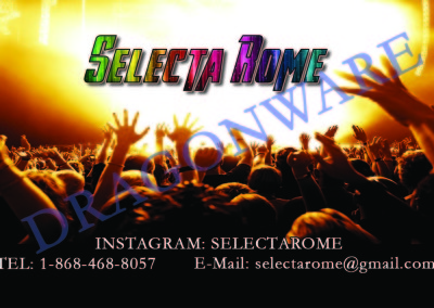 Selecta RoMe Front