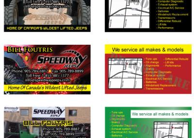 Speedway Drafts