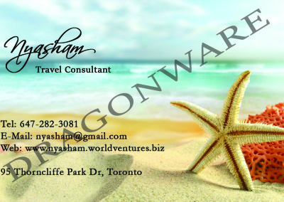 Travel Agent Front