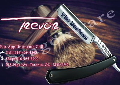 Trevor Barber Shop Front 2