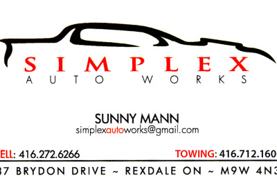 simplex business card 1