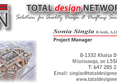 tdn business card faw